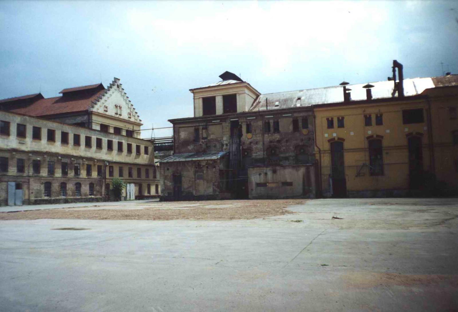 Bývalý Holešovický pivovar, Foto: archiv Čtyři dny