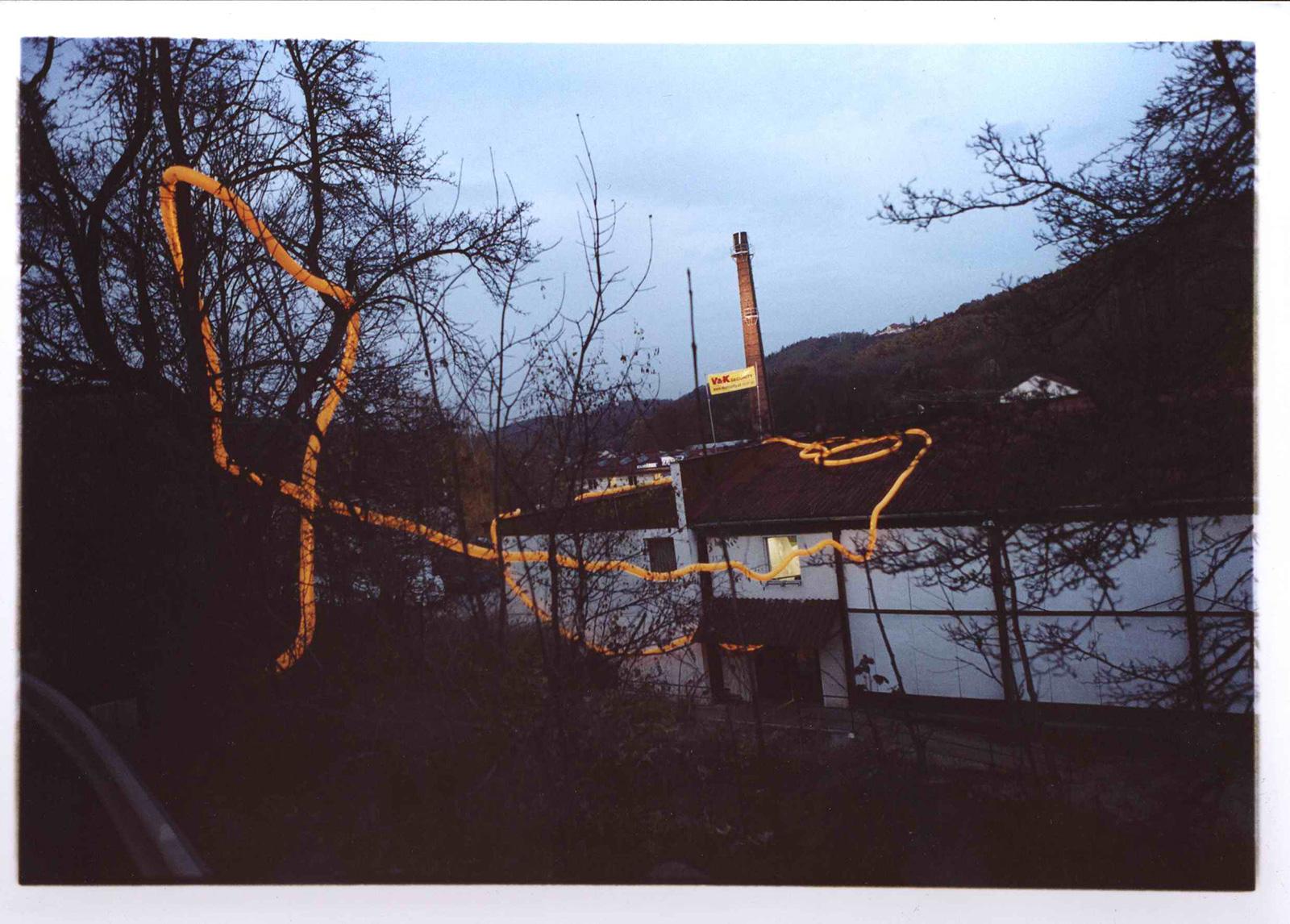 Bývalá Cihelna v Šáreckém údolí, Foto: archiv Čtyři dny