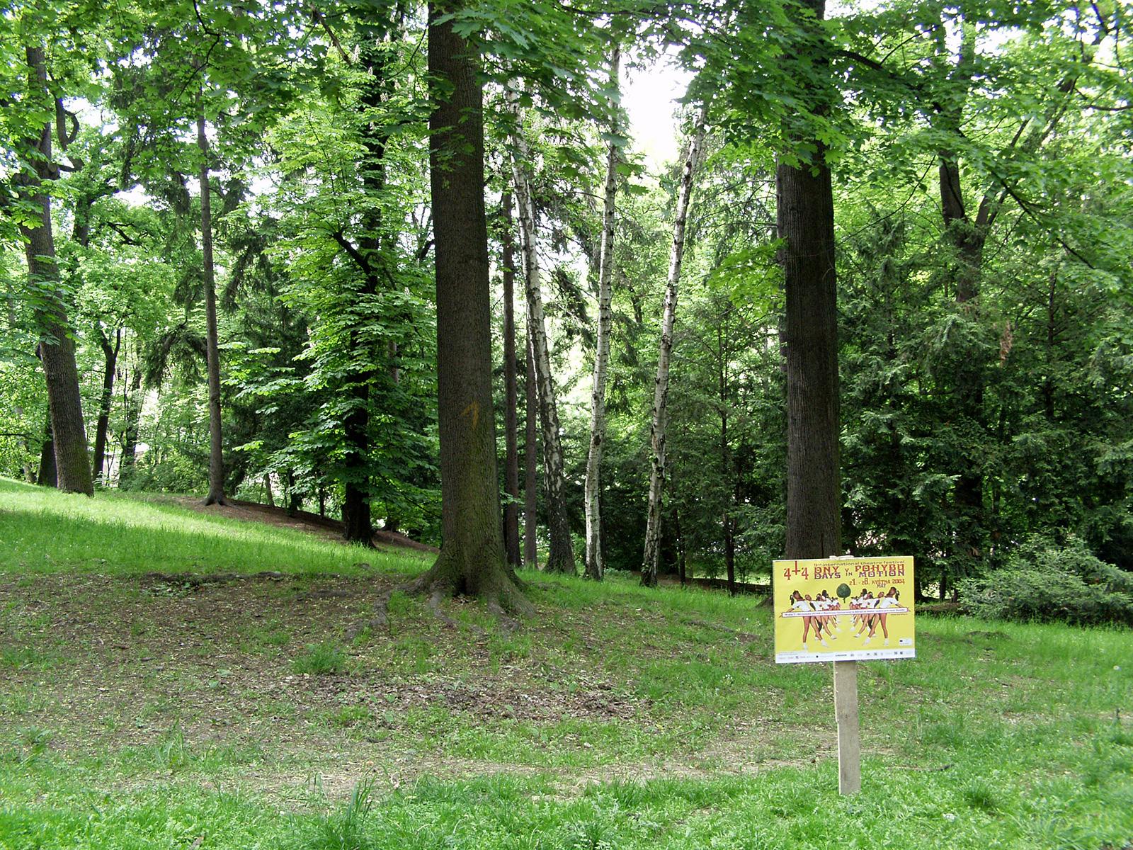 Stromovka, Foto: archiv Čtyři dny