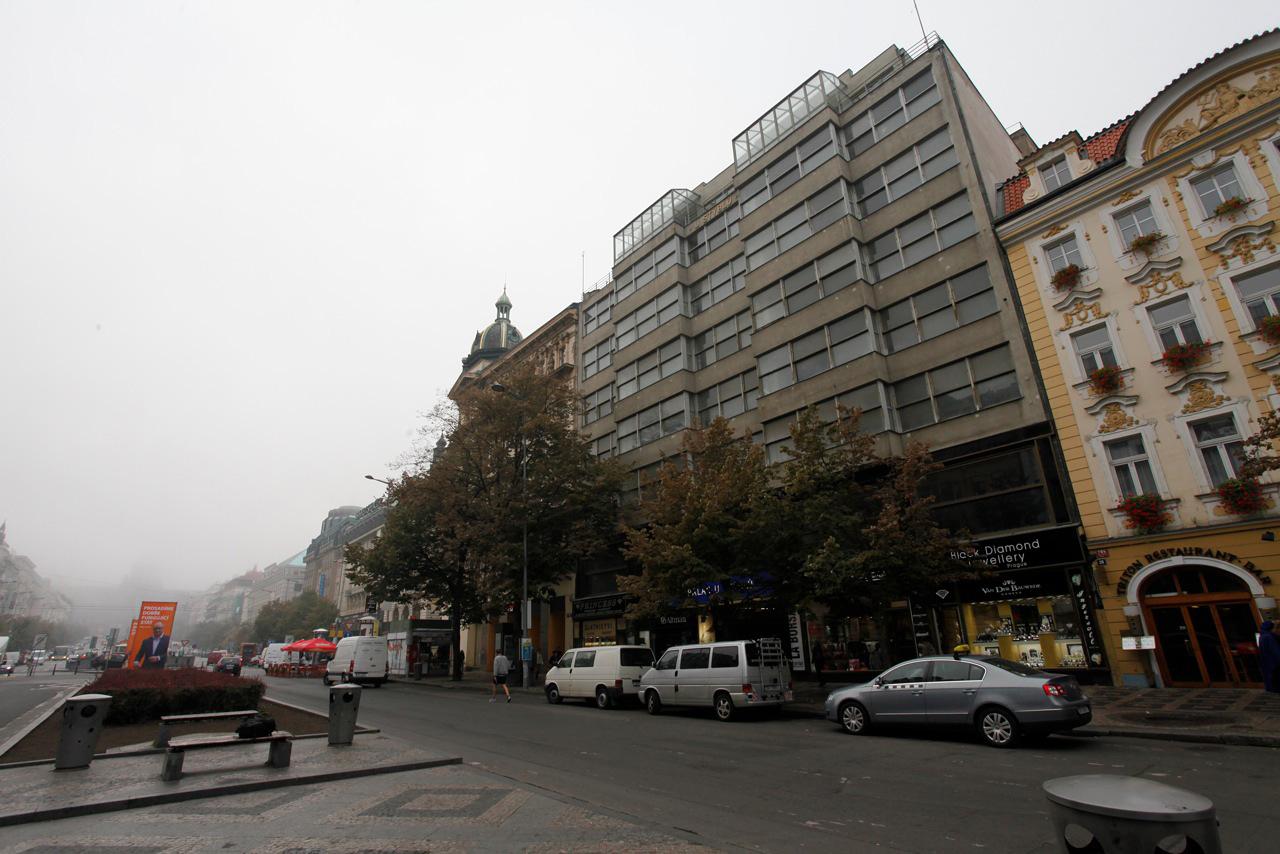 Palác U Stýblů, Foto: archiv Čtyři dny