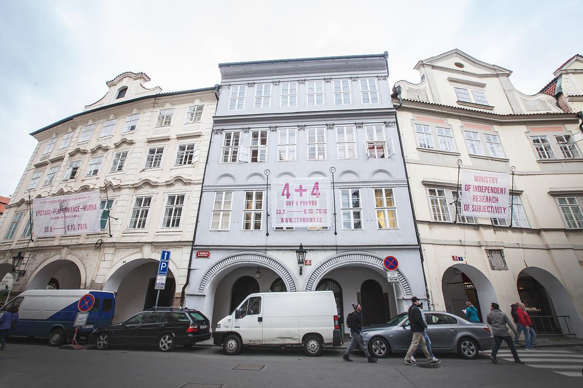 Radniční domy, Foto: archiv Čtyři dny