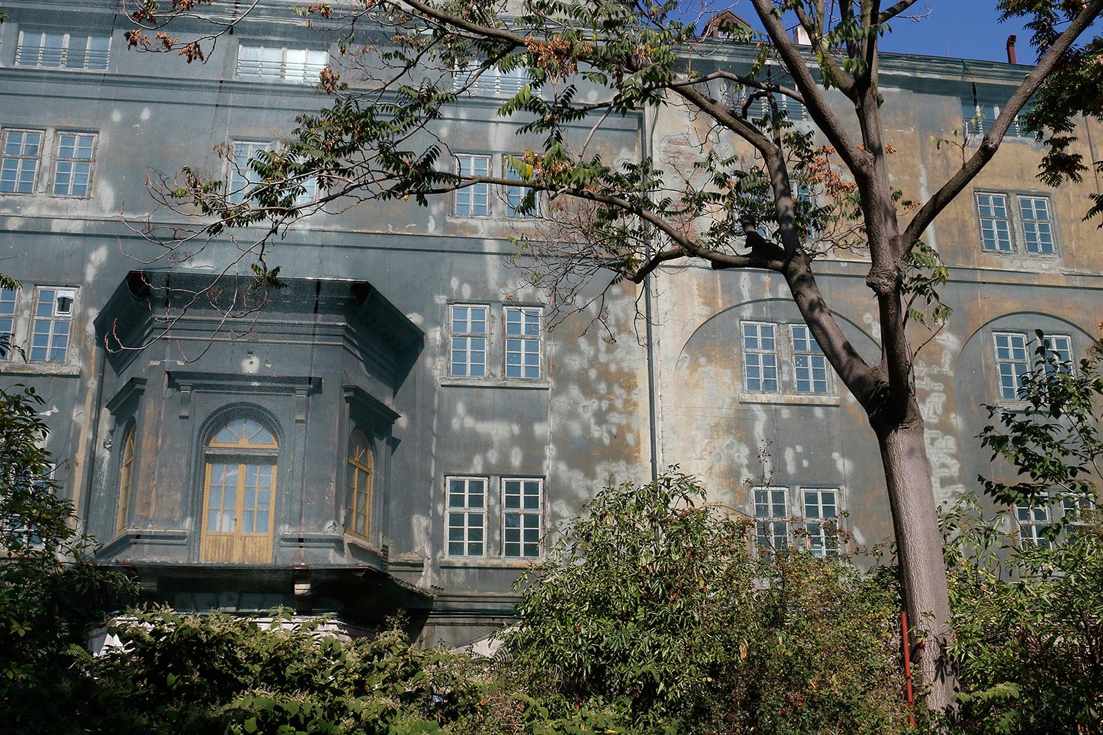 Kasárna Karlín, Foto: archiv Čtyři dny