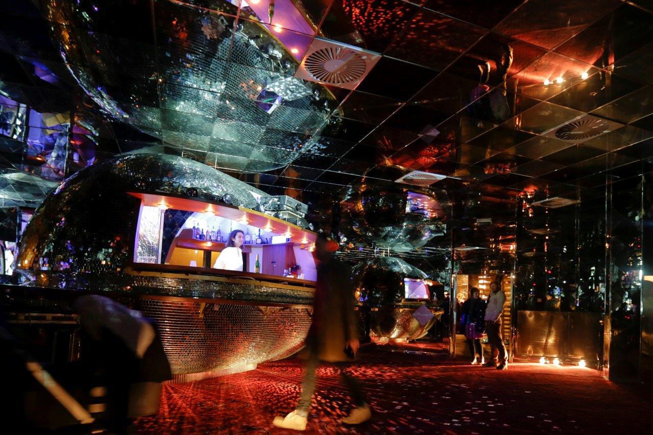 Býv. Casino, Pařížská, Foto: archiv Čtyři dny