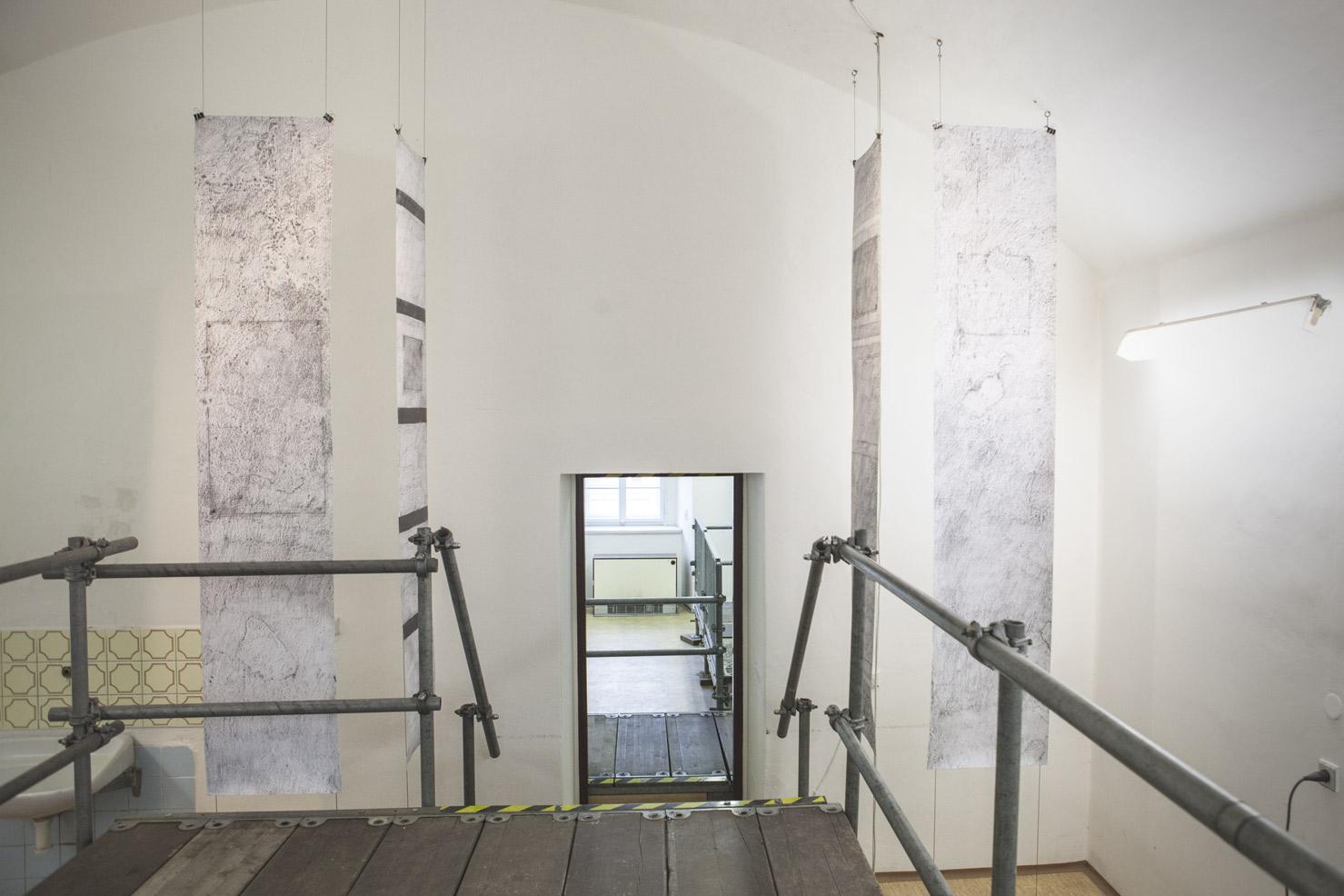 Výstava pro Kasárna Karlín