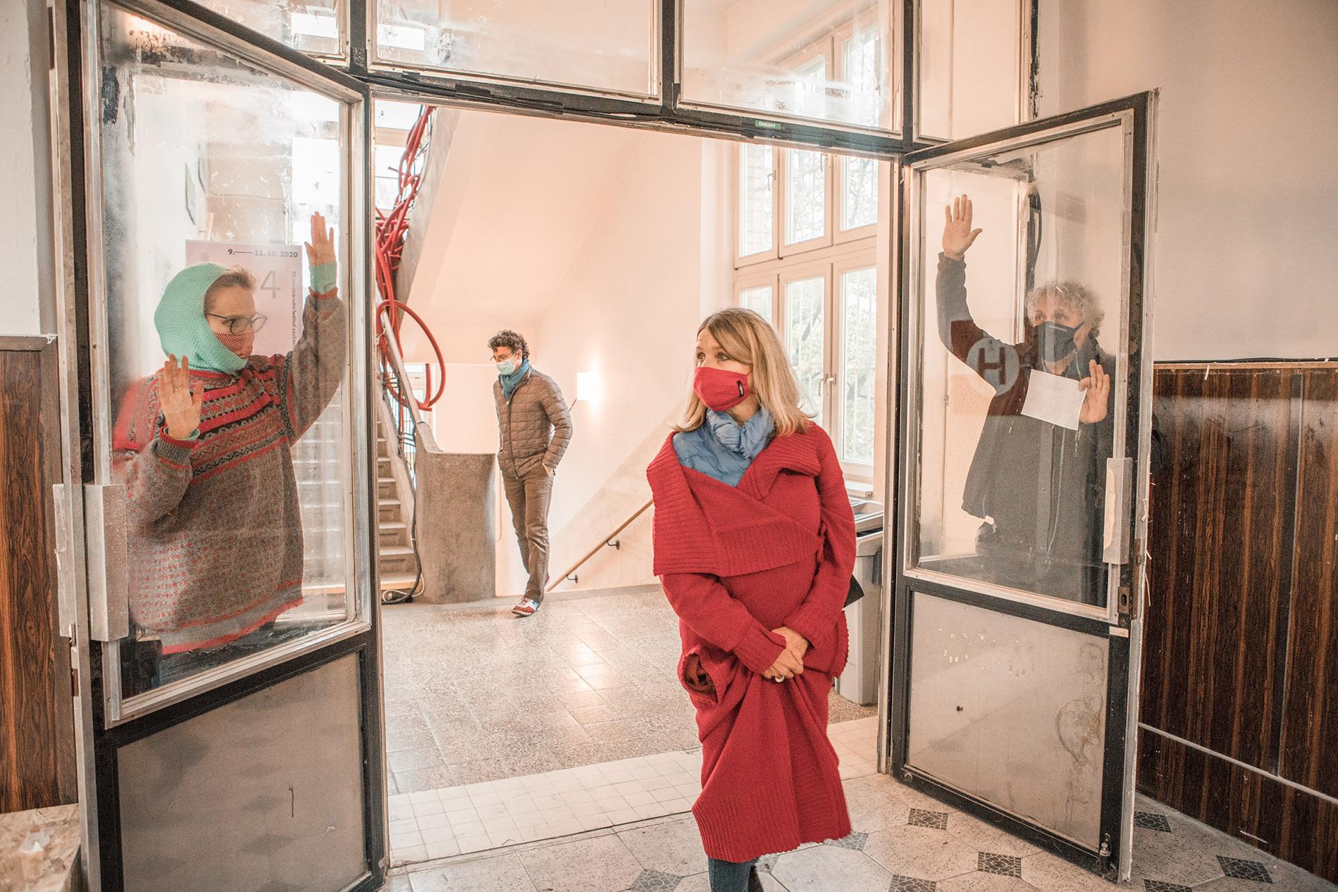 """Workshop """"KOM… EN.. SIÍÍ?"""" / Foto: Markéta M. Černá"""