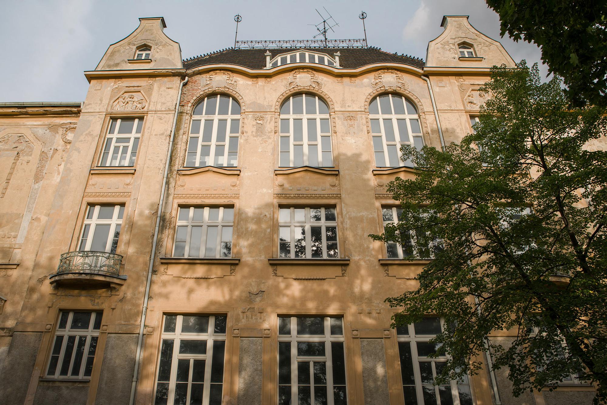 Nová strašnická škola (Foto Markéta M. Černá)