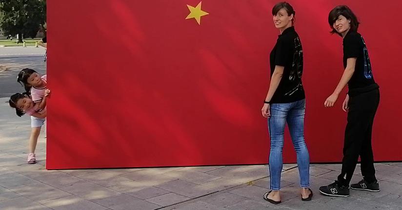 Galerie VI PER / Ahoj sestro, vítej v Číně