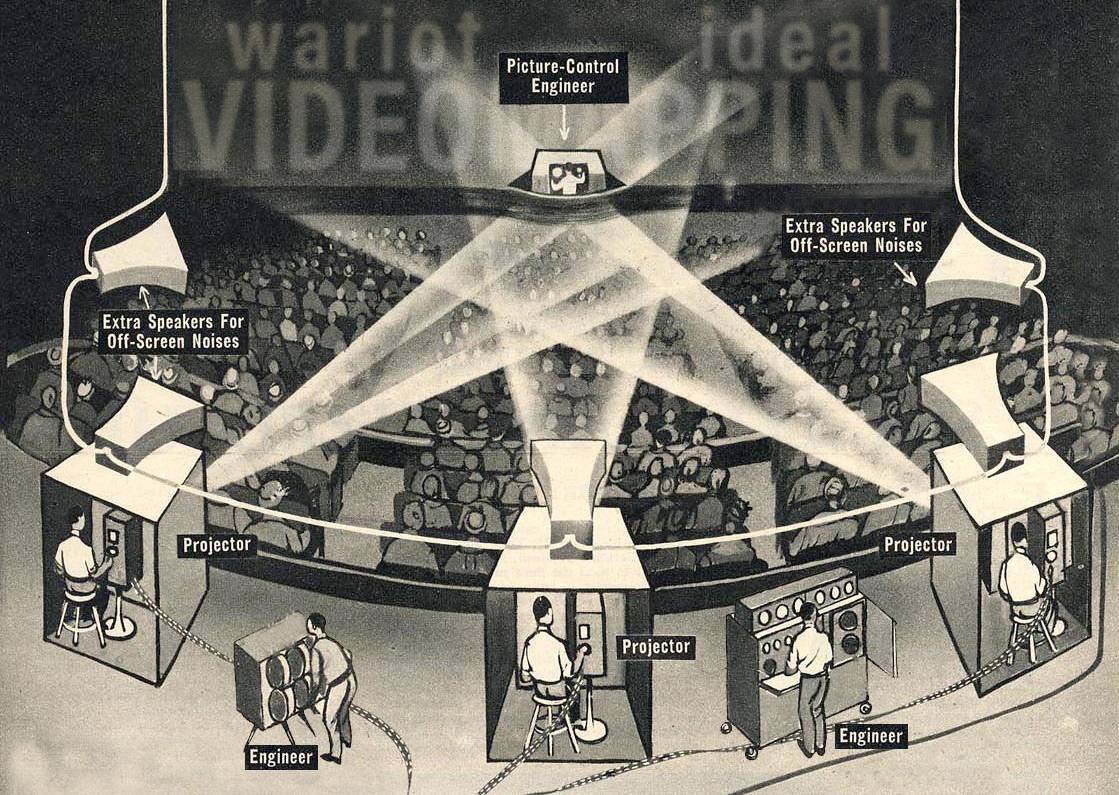 Wariot Ideal / Videomapping