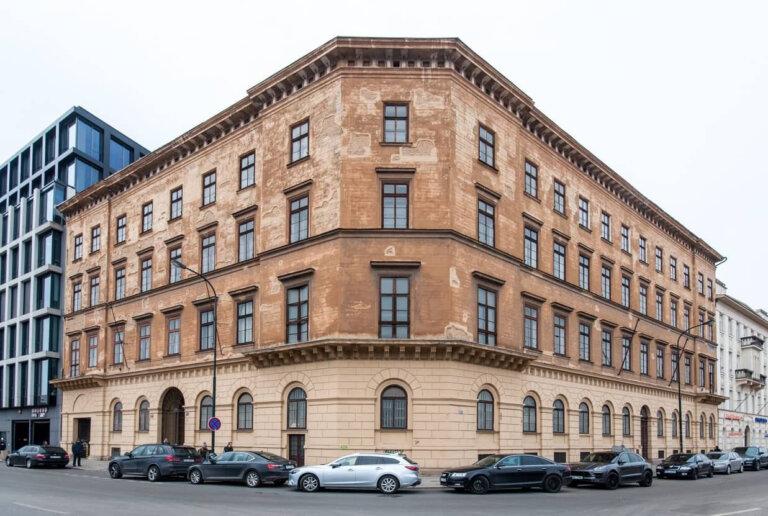 ›Desfourský palác / Foto Radomír Kočí