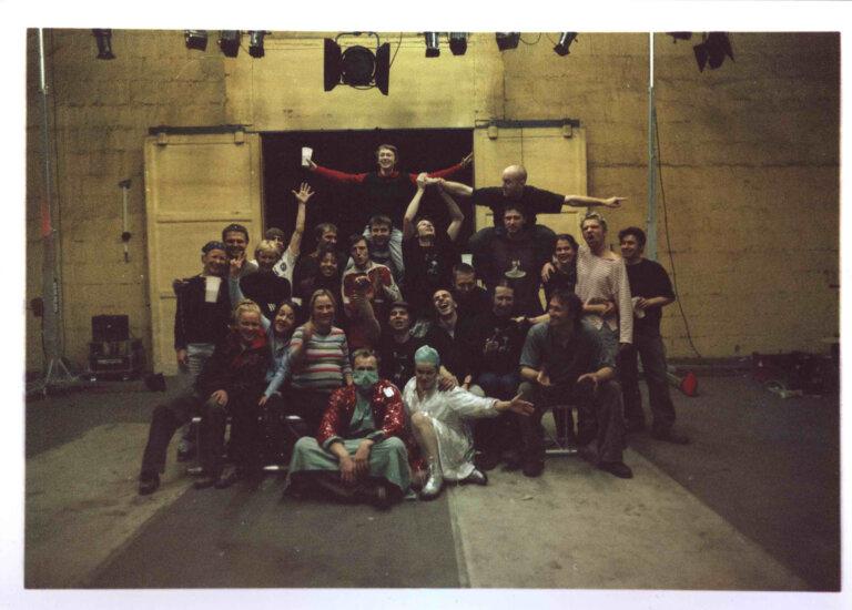 ›Team festival 2003