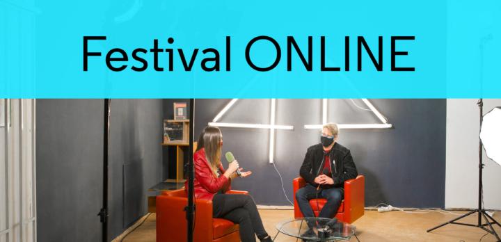 Live stream, rozhovory, záznamy vysílání