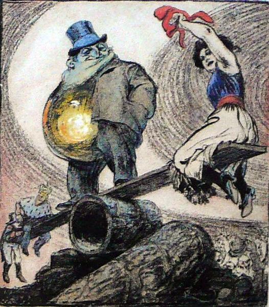›Kupka, Houpačka, 1902